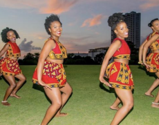 Dance Afrikana presents Kuumba