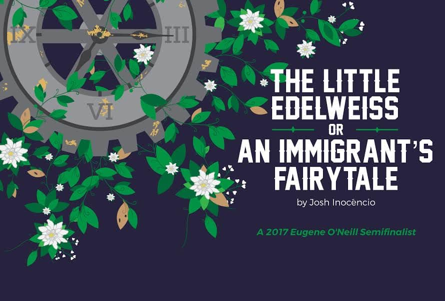 The Little Edelweiss; or, An Immigrant's Fairytale